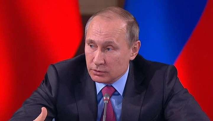Владимир Путин потребовал ужесточить наказание за нарушение ПДД