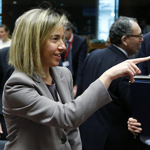 Главы МИД ЕС согласовали пять принципов отношений с Россией
