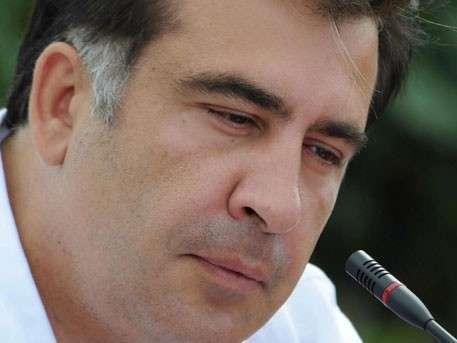 Самозванец Порошенко отправил в отставку преступника Саакашвили