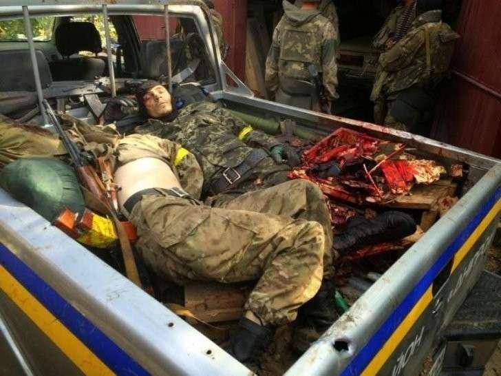 Хунта продолжает лгать и скрывать реальные потери карателей в Донбассе