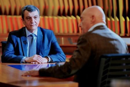 Севастополь: «Губернатор Меняйло – наш Кличко»
