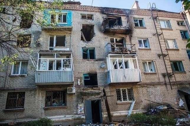 Возобновился артиллерийский обстрел Славянска, обстреляна Семеновка