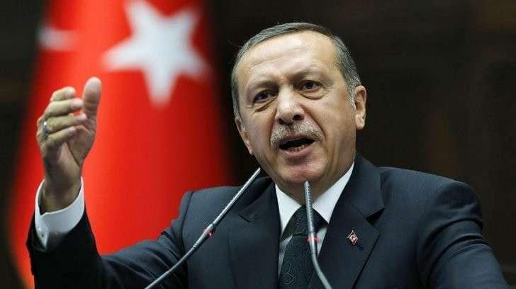 Реджеп Эрдоган распугал всех туристов на десятилетия вперёд