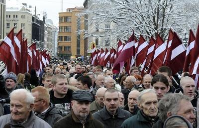 МИД РФ призывает дать надлежащую оценку чествованию легионеров Ваффен-СС в Латвии