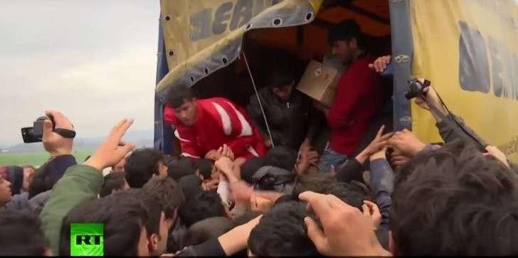Турция и ЕС ещё раз поторгуются о путях разрешения миграционного кризиса