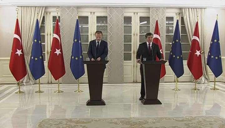 Саммит ЕС и Турции: политики забывают, что беженцы - люди, а не товар
