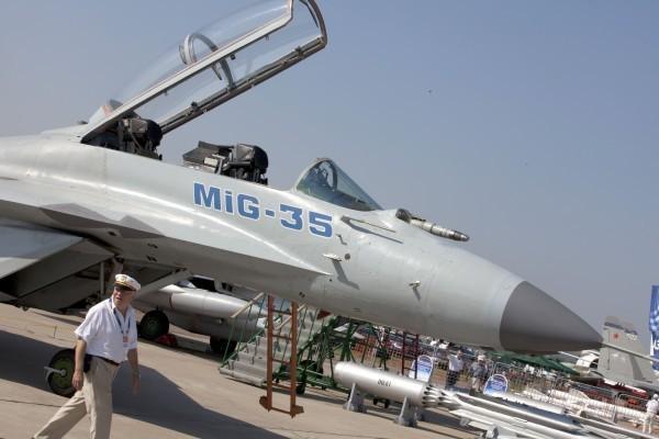 Готовится производство МиГ-35