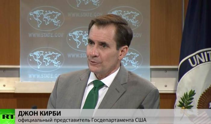 Дебилы из Госдепа опять обвинили Россию в несоблюдении Минских соглашений