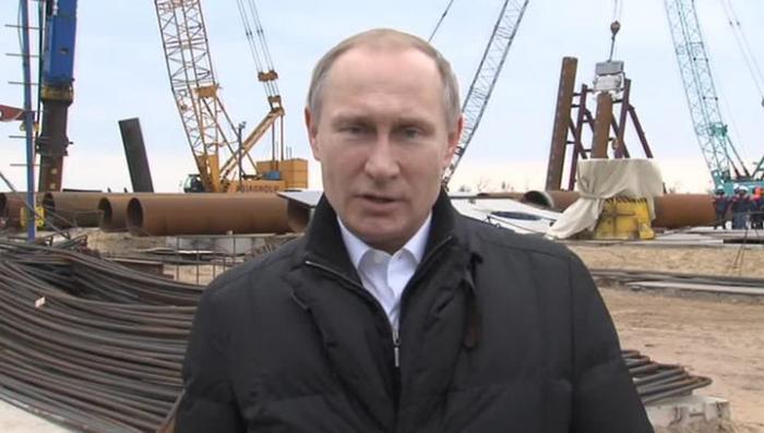 Владимир Путин: воссоединение Крыма с Россией - историческая справедливость, которую ждали миллионы людей