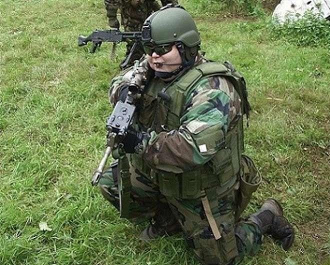 Американские солдаты становятся слишком толстыми, чтобы воевать