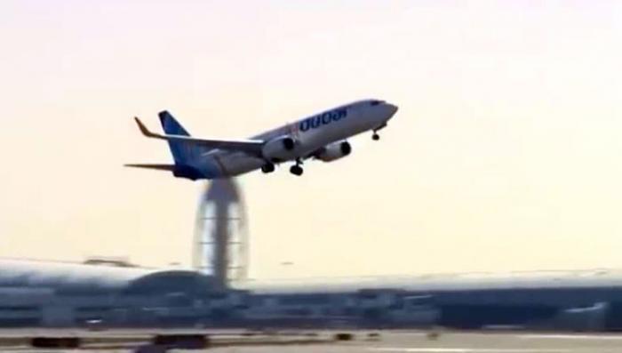 Боинг Fly Dubai разрушился, коснувшись земли