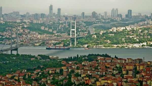 Поподозрению впричастности ктеракту вСтамбуле задержаны 5 человек