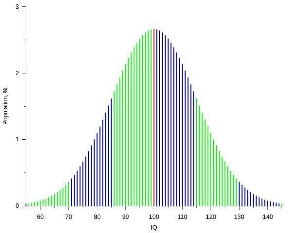 Что на самом деле из себя представляют тесты IQ, и насколько в реальности они объективны, и насколько в реальности они объективны