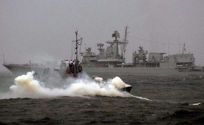 Киев при помощи Анкары хочет «запереть» Российскую Федерацию в Черном море