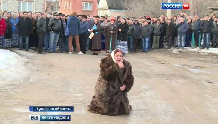 Плехановцам надоело платить за табор нахальных цыган