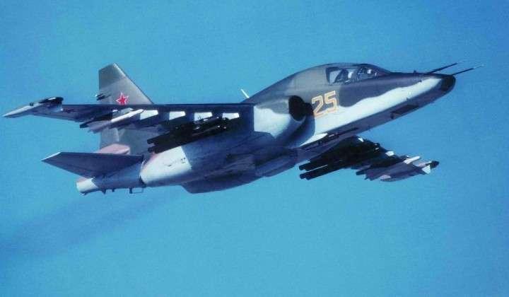 ВВС России продолжат модернизацию новейшего штурмовика Су-25СМ3
