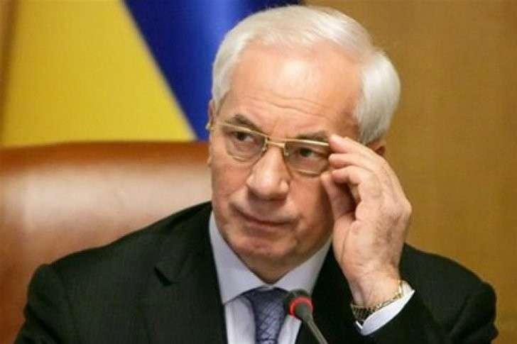 Николай Азаров: все партии в Раде – это 50 оттенков коричневого