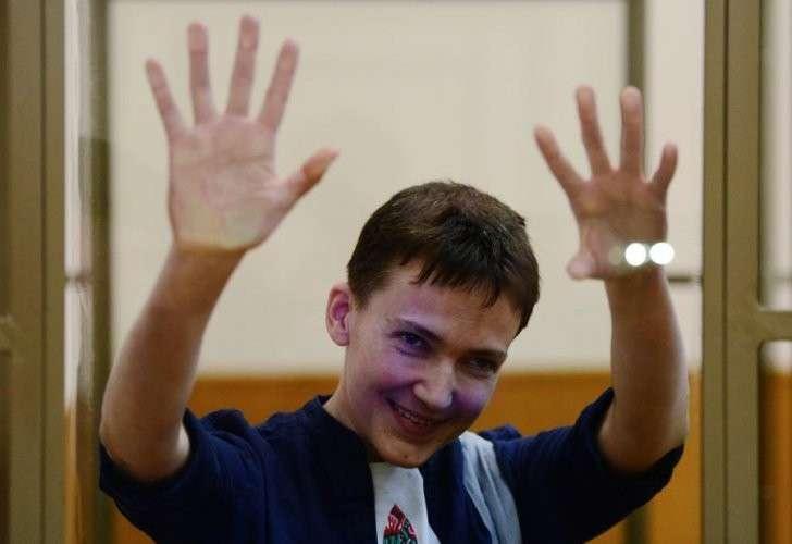 О деле Савченко: с точки зрения Запада, если ты действуешь против России, то ты невиновен