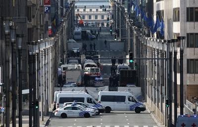 Комментарии россиян, живущих в Брюсселе, о ситуации в городе