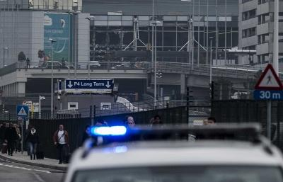 В аэропорту Брюсселя обнаружены новые взрывные устройства