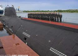 Северный флот сформировал экипажи для строящихся подлодок «Казань» и «Князь Владимир»