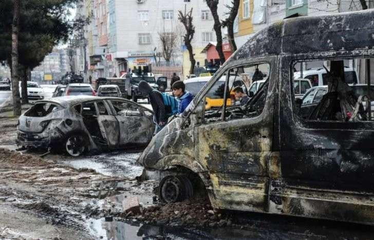 Турция как «горячая точка»