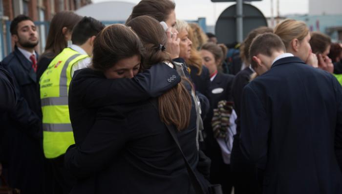 Расследованию терактов в Брюсселе помог таксист
