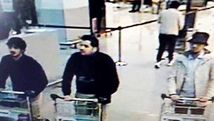 Полиция идентифицировала двух брюссельских смертников, третий - в розыске