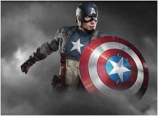 Тупые пиндосы: первым в космос полетел… Капитан Америка