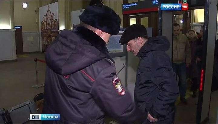 Полиция Москвы перешла на усиленный режим работы