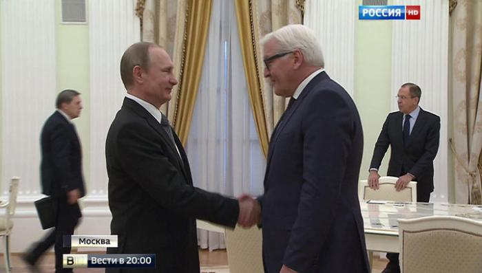 Политика изоляции провалилась: Штайнмайер и Керри прибыли в Москву поговорить о главном
