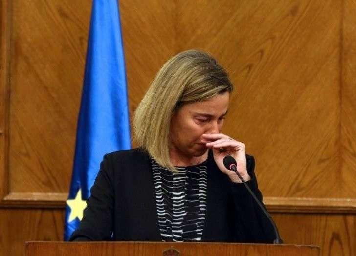 Марионетка Могерини: ЕС продолжит поддерживать сирийскую оппозицию