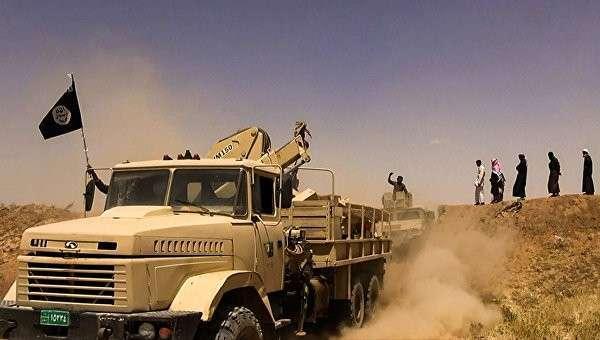 Боевики террористической группировки Исламское государство, Архивное фото