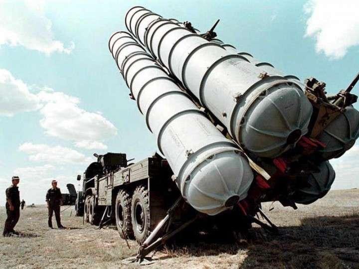 Войска ВКО привели в боеготовность комплексы С-300