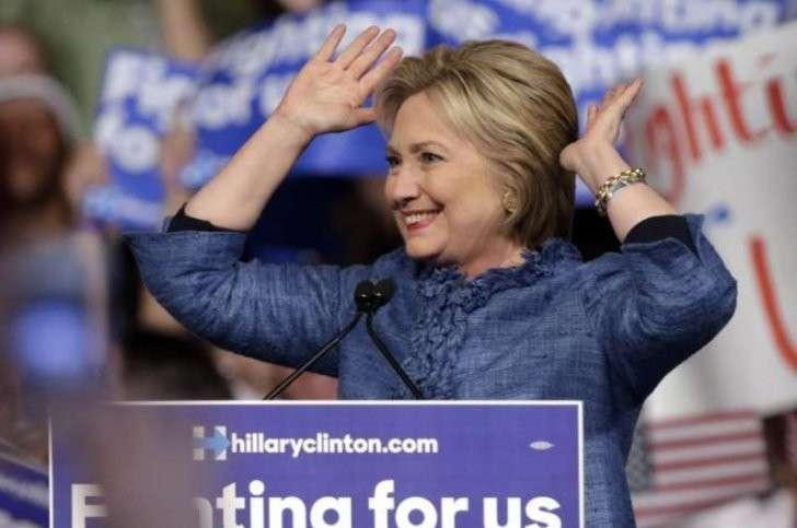 Хиллари Клинтон прошла тест израильского лобби на право стать президентом США
