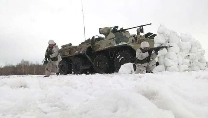 Внезапная проверка: по тревоге подняты 30 тысяч военнослужащих РФ