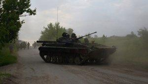 Украинская БМП нарушила российскую госграницу в Ростовской области