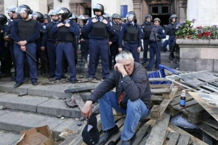 В дикой Европе до сих пор предпочитают не знать об Одесской Хатыни