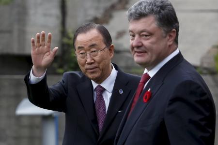Пьяный Вальцман перешёл на корейский и назвал Генсека ООН Муней Бакиным