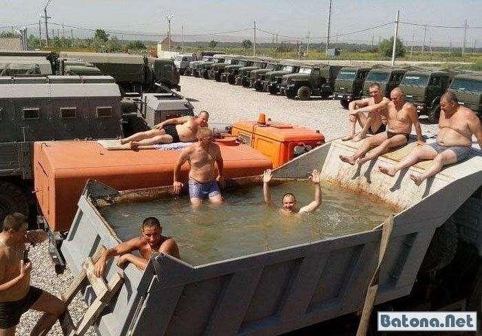 Весёлые картинки «Русские не сдаются!» Часть 1