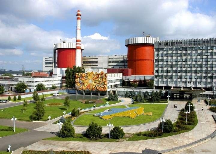 Южно-Украинская АЭС полностью остановлена из-за аварий