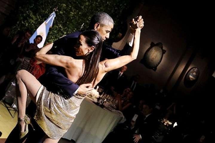 Аргентинское танго Обамы разгневало американских политиков