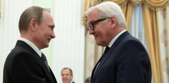 Раз убить не удалось, Штайнмайер предлагает Кремлю сотрудничать