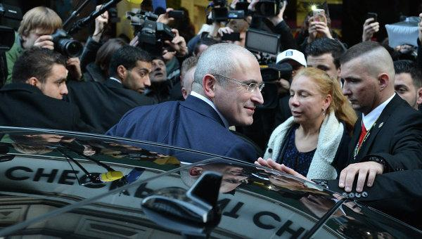 Ходорковский фактически украл у России акции ЮКОСа