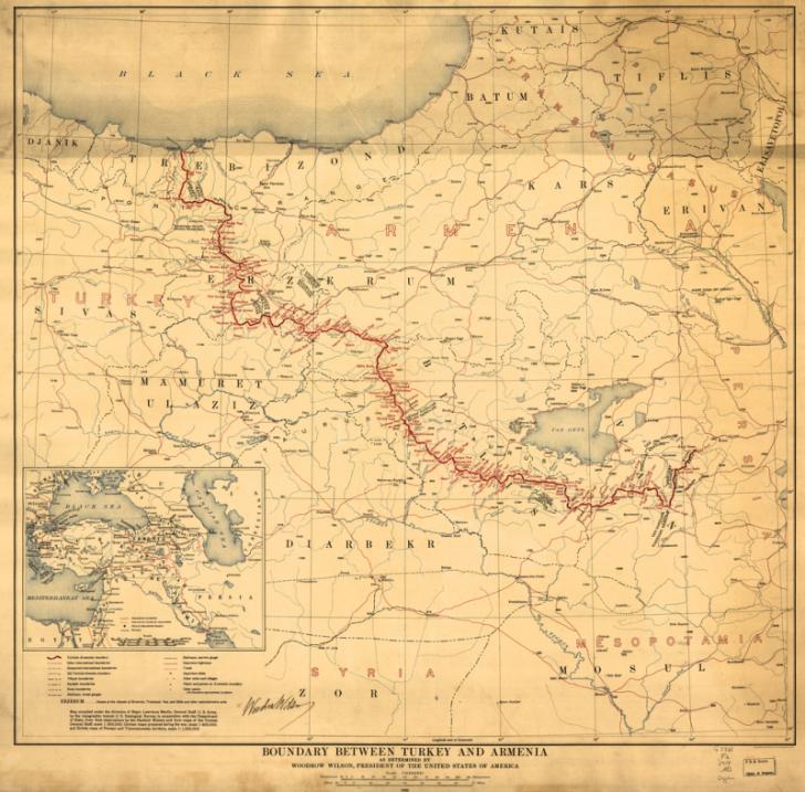 Чёрный передел Ближнего Востока