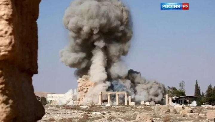 Российские археологи смогут частично восстановить шедевры Пальмиры