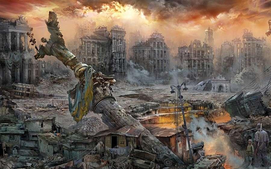 Сомнительное лидерство: Украина становится символом вымирания