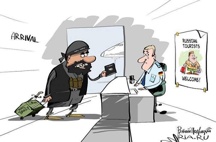 Россияне за год сократили число заявок на выдачу шенгенских виз на 40%