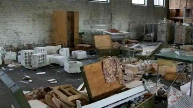 В Свердловской области тонны взрывчатки оказались фактически бесхозными