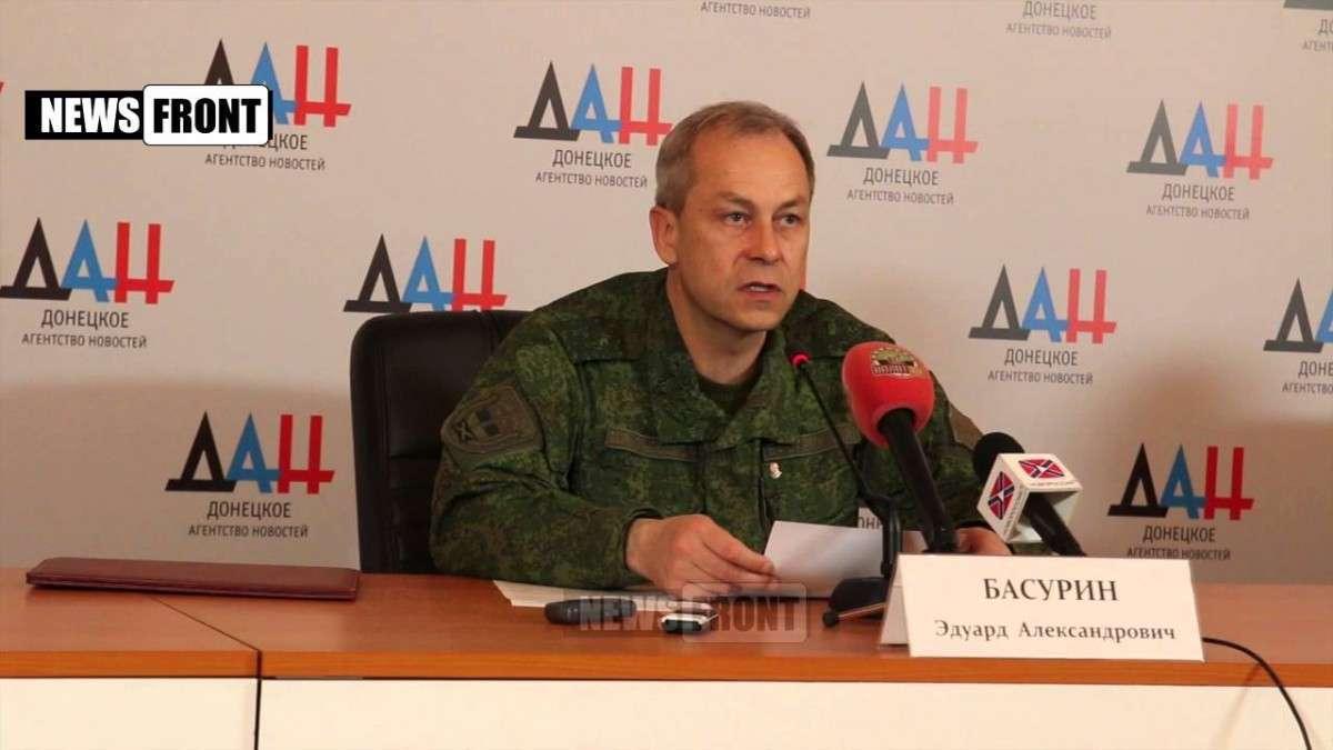 Басурин: Под Авдеевкой обнаружены гаубицы, из которых ВСУ обстреляли жилые районы Макеевки